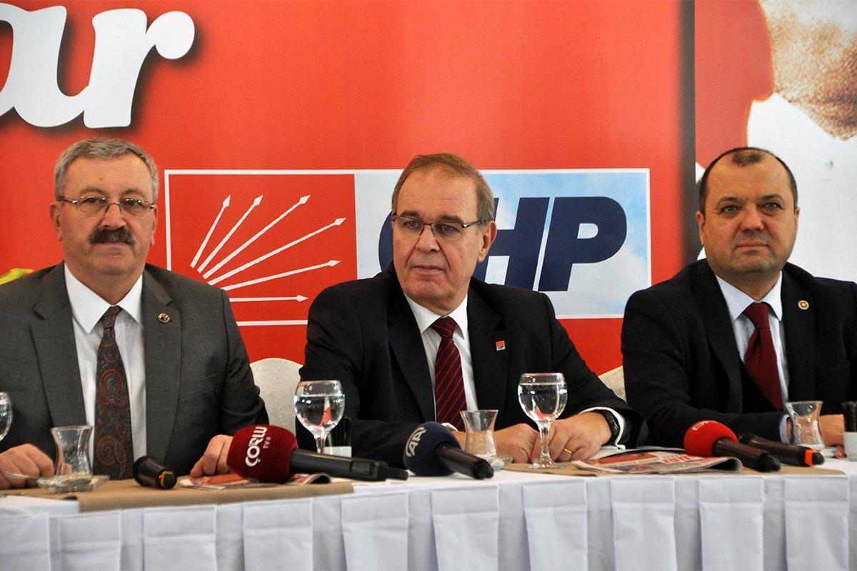 CHP'li Faik Öztrak: Ülke ekonomisi 1 Nisan'dan sonra IMF'ye emanet
