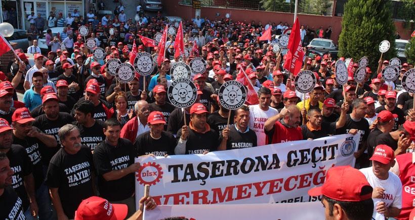 Karabağlar Belediyesi'nde sözleşme tıkandı grev kapıya dayandı