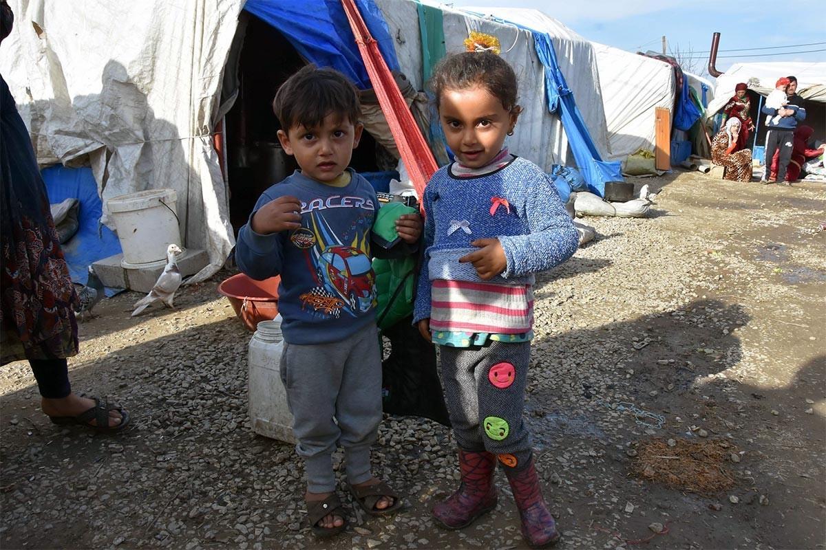 Dilendirilen Suriyeli çocukların çoğunun adresi bilinmiyor