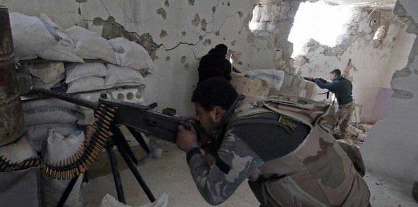 Zahra'da şiddetli çatışmalar