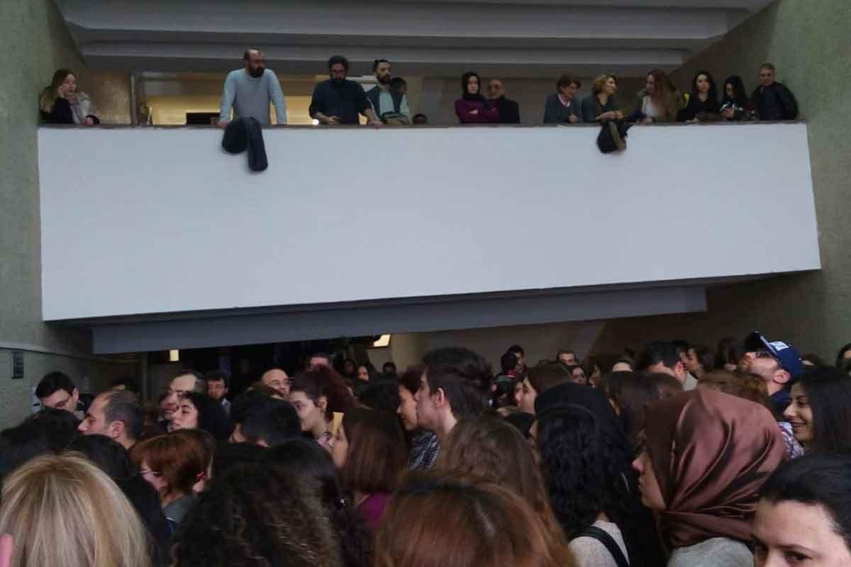 Çağatay Aksu: Şule Çet Davası 15 Mayıs'a Ertelendi