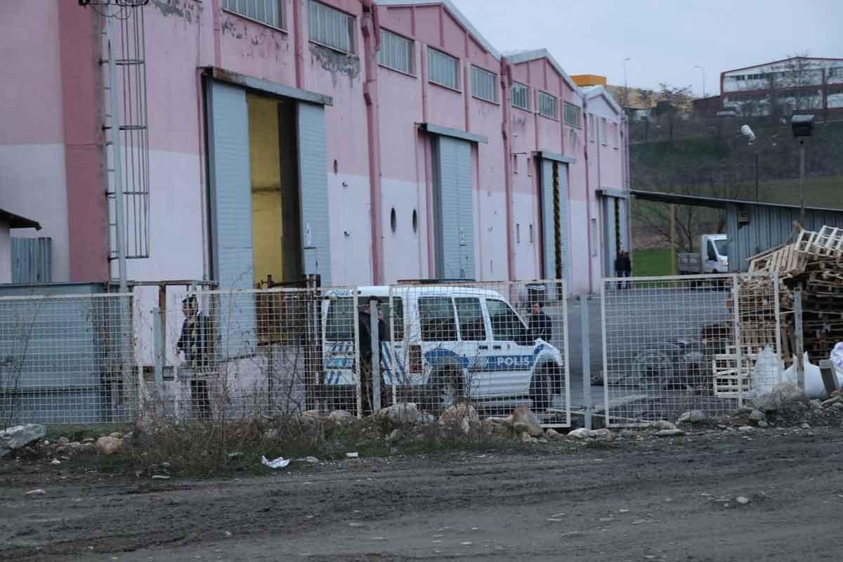 Denizli'de fabrikanın çatısından düşen işçi yaşamını yitirdi