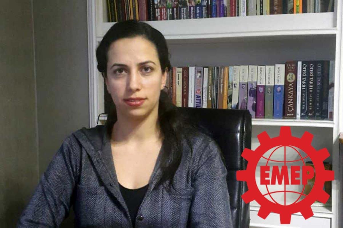 EMEP İstanbul İl Başkanı Barbaros'dan kayyum tepkisi: Halkın iradesi gasbediliyor