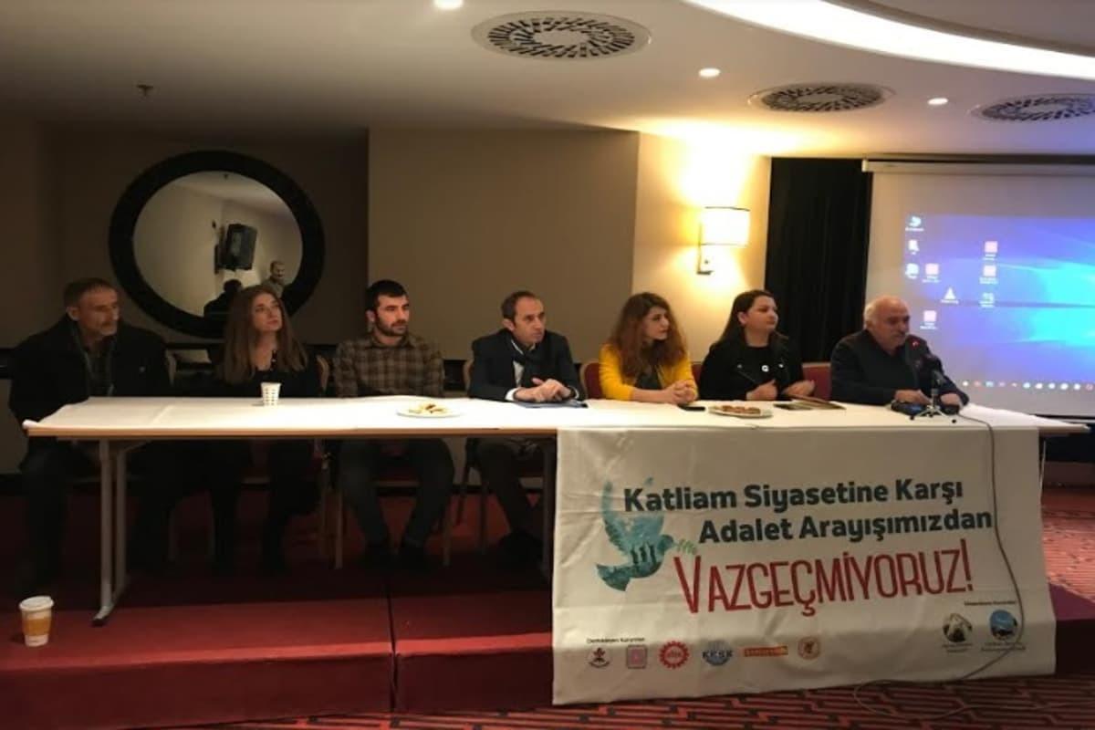 Suruç Çalıştayı'nda konuşan mağdurlar: Vazgeçmiyoruz