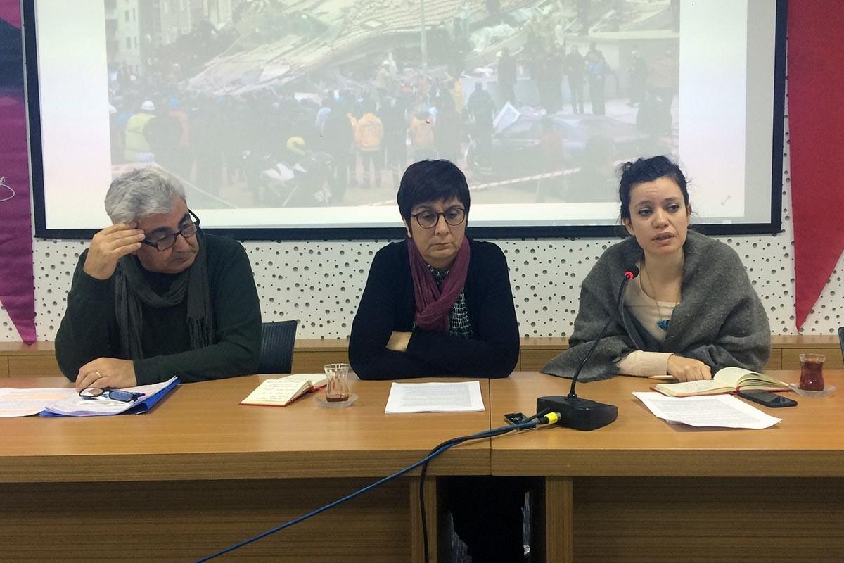 Mimarlar Odası: Türkiye'de yapıların yüzde 70'i kaçak