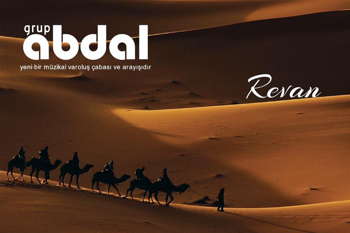 Grup Abdal'dan yeni albüm: Revan