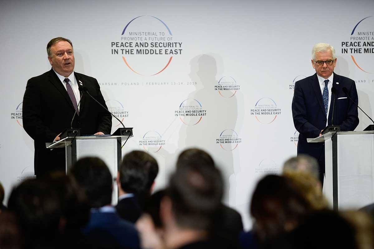 Varşova'dan sonra BMGK toplantısı: ABD'nin İran baskısı sürüyor