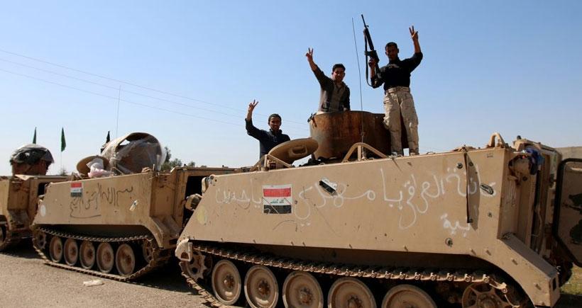 Tikrit'te ikinci  aşamaya geçildi