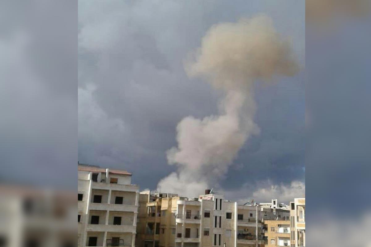 Suriye'nin Çobanbey ve Azez kentinde patlama: 14 kişi yaralandı