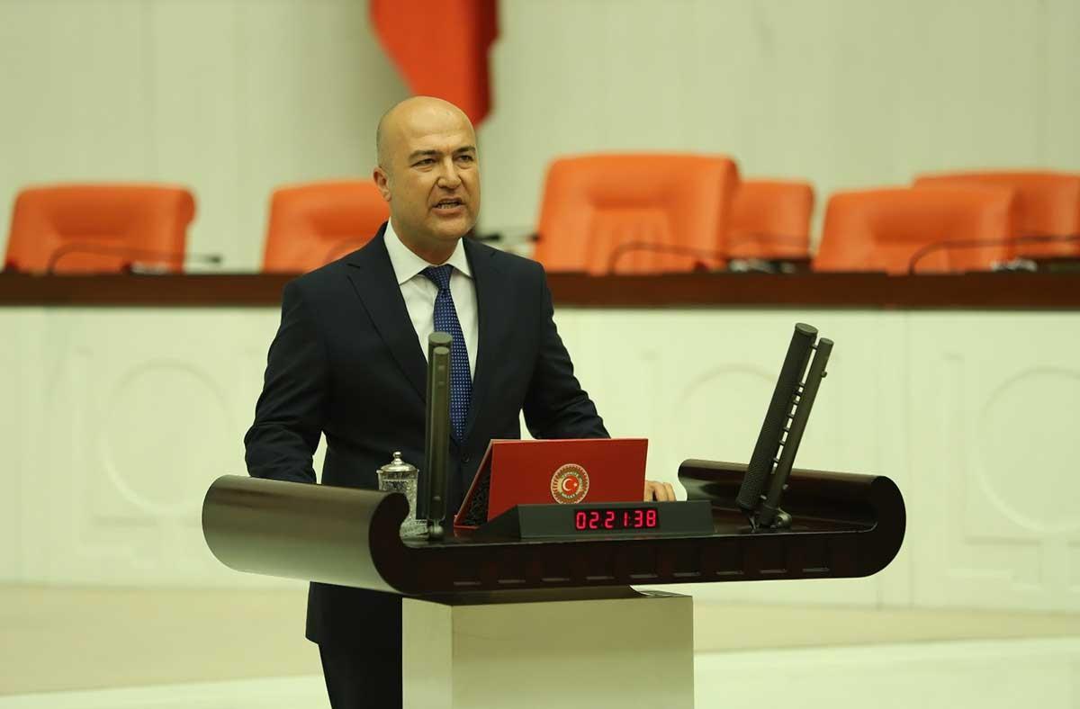 CHP Milletvekili Murat Bakan'dan plastik ürünlerin yasaklanması için çağrı