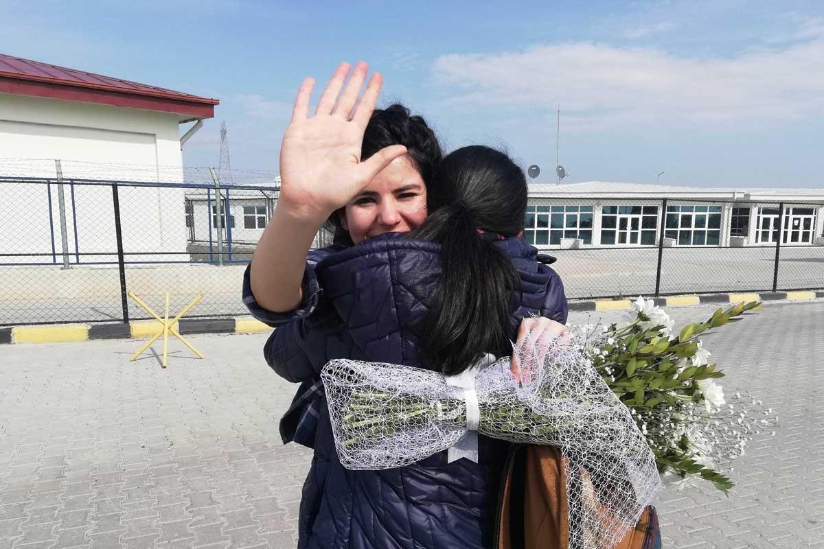 Gazeteci Zehra Doğan: Bana düşen yeniden resimlerime devam etmektir