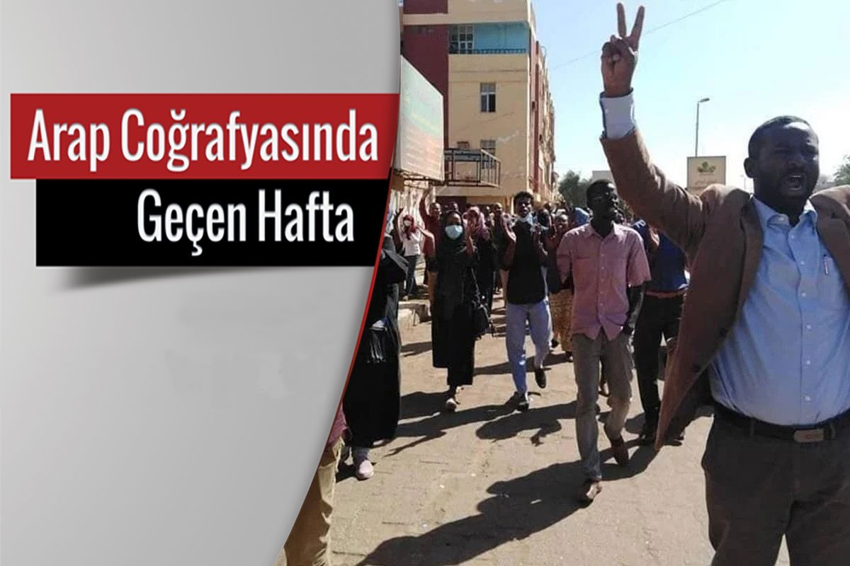 Sudan: Rejim devrilene kadar...