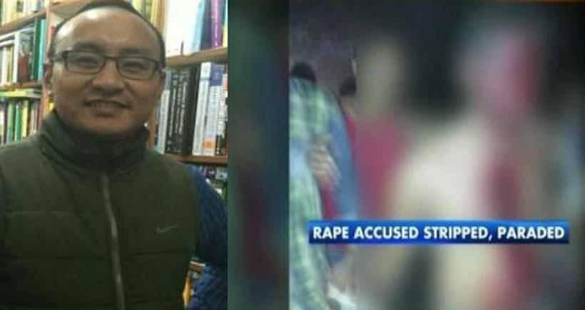 Hapishaneyi basıp tecavüzcüyü kaçırdılar ve kent meydanında öldürdüler