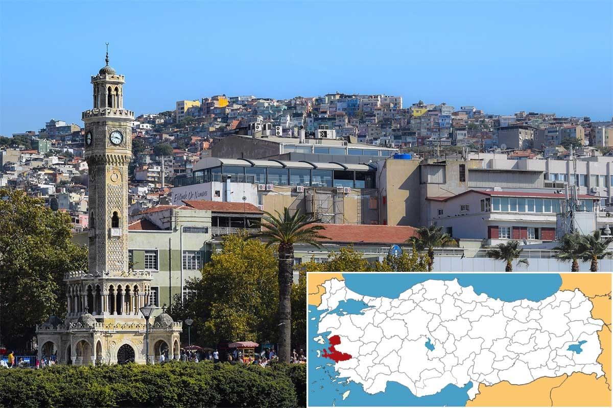 İzmir | 31 Mart 2019 yerel seçim sonuçları