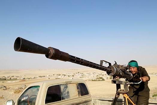 YPG: Kobanê ve Til Temir'de 19 IŞİD'li öldürüldü