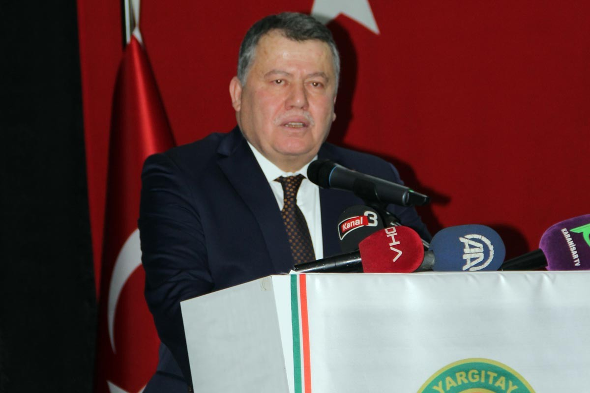 Yargıtay Başkanı Cirit: Affa karşıyım - Evrensel