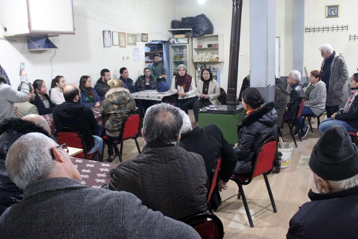Kayseri bağımsız adayı Eylem Sarıoğlu: Emekçiler gücüne güvenmeli