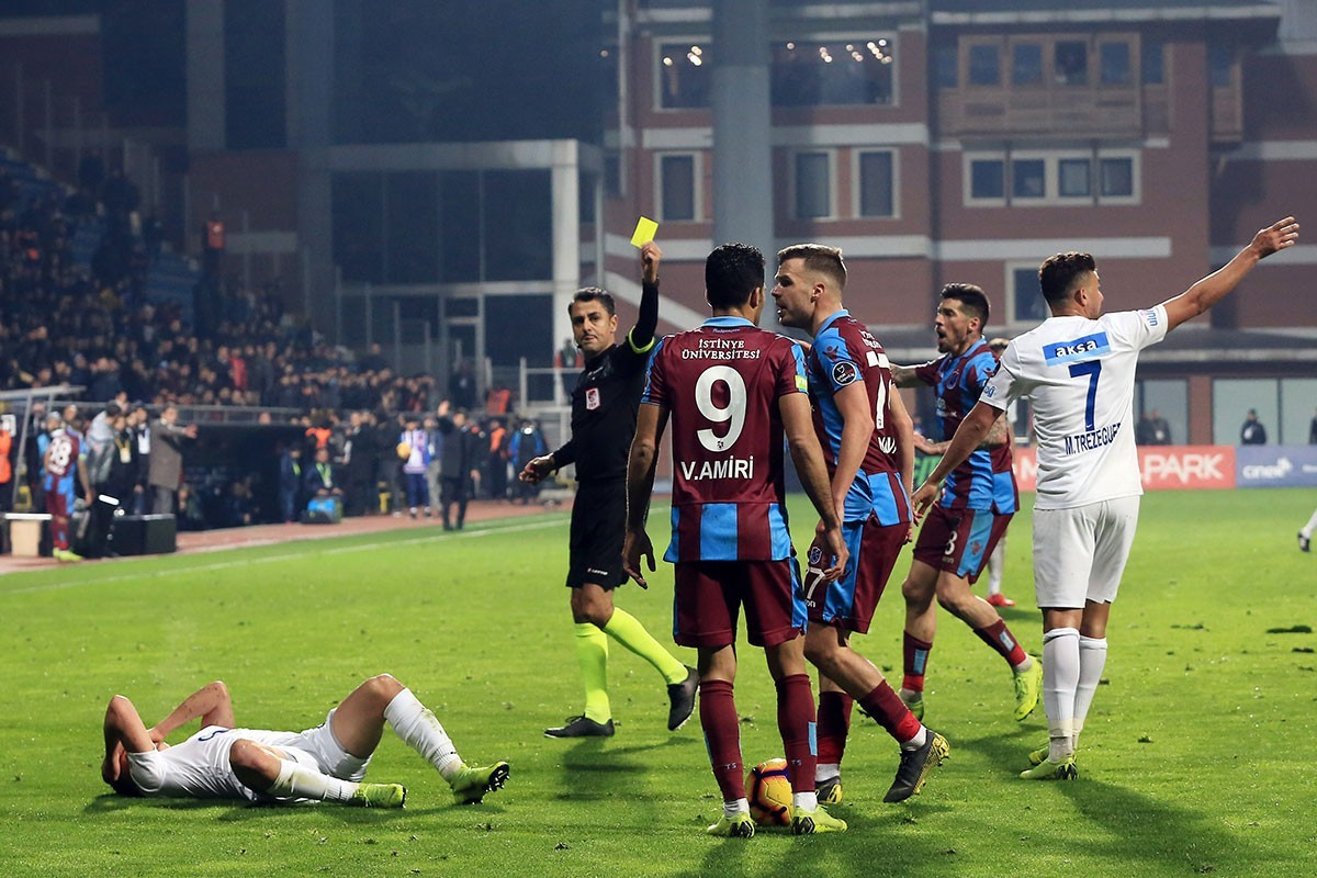 Trabzonspor, 2-0 öne geçtiği Kasımpaşa maçından 1 puanla ayrıldı: 2-2