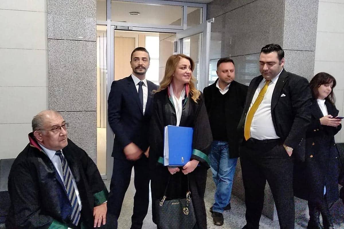 Sıla-Ahmet Kural davası ertelendi | Sıla, yaşadığı şiddeti anlattı