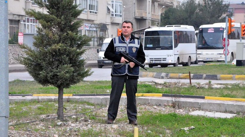 Soma polisinden 'ideolojik çatışma' tatbikatı