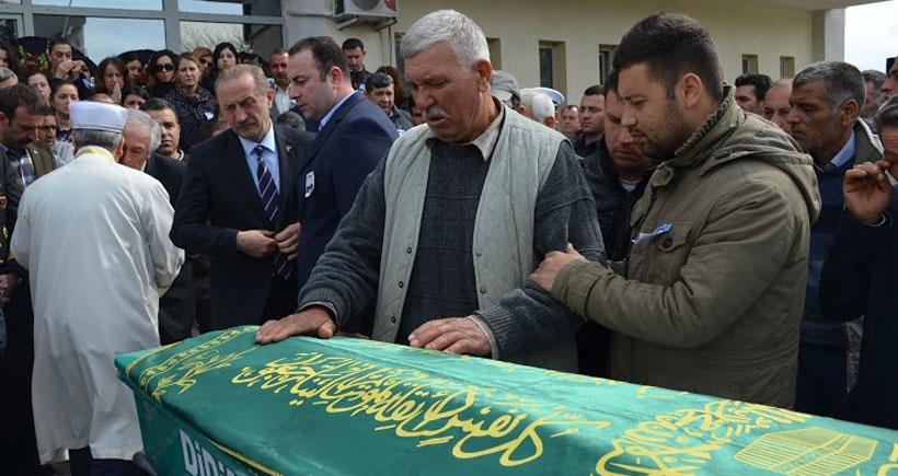 İş cinayetinde ölen Levent Bakay toprağa verildi