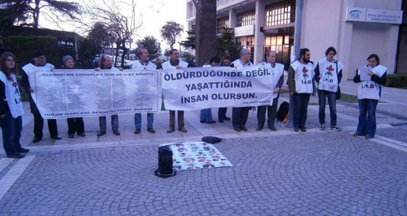 İzmir'de yaşam hakkı nöbetinde Enes Ata'nın durumuna dikkat çekti