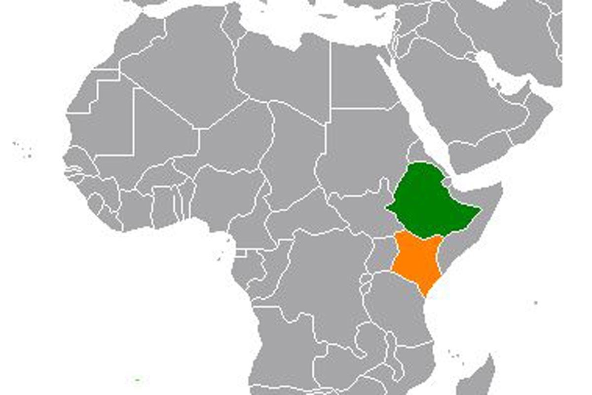 Etiyopya-Kenya
