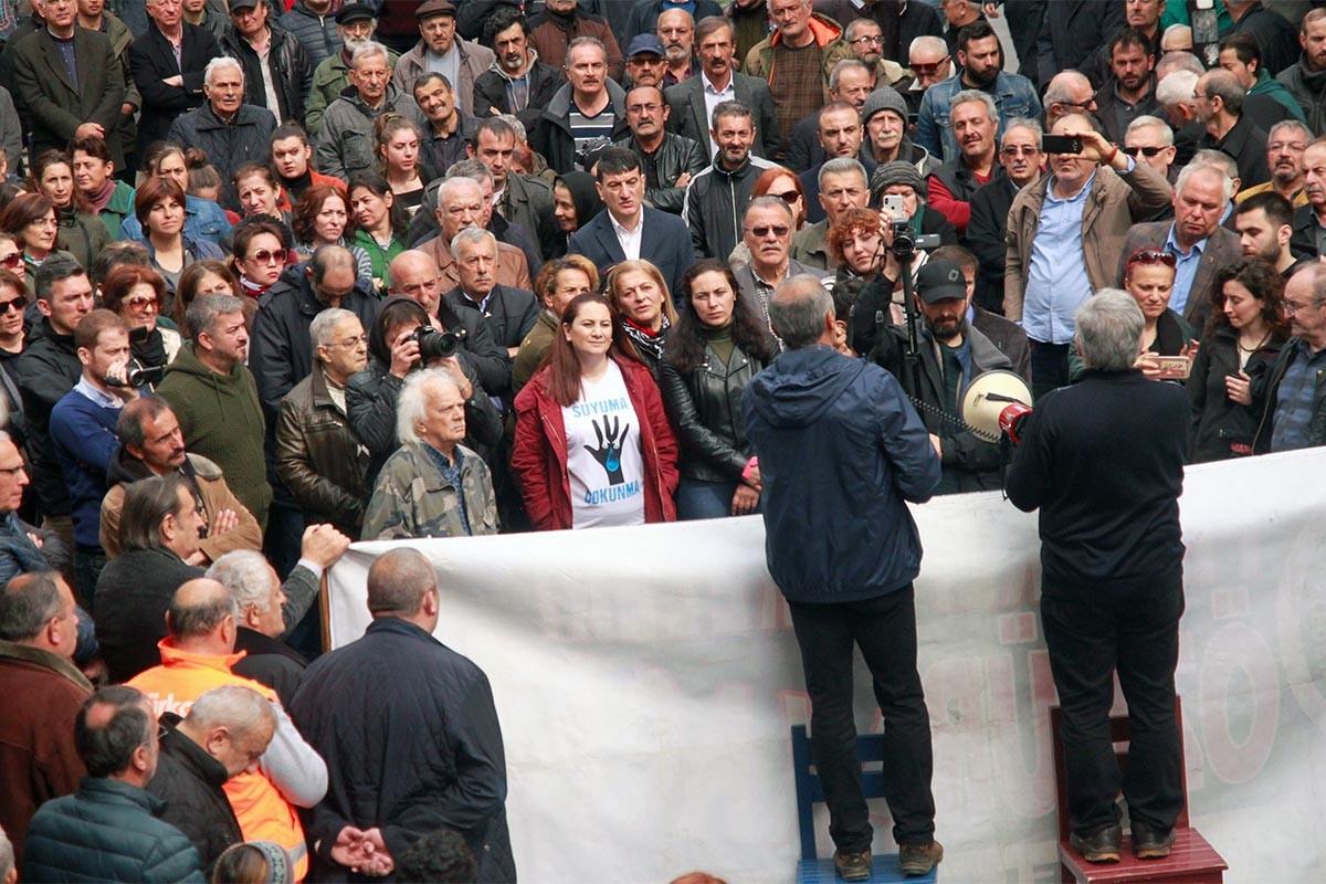 Fındıklı Belediye Başkanı Çervatoğlu: Bazı siyasiler çalışmalarımıza engel oluyor