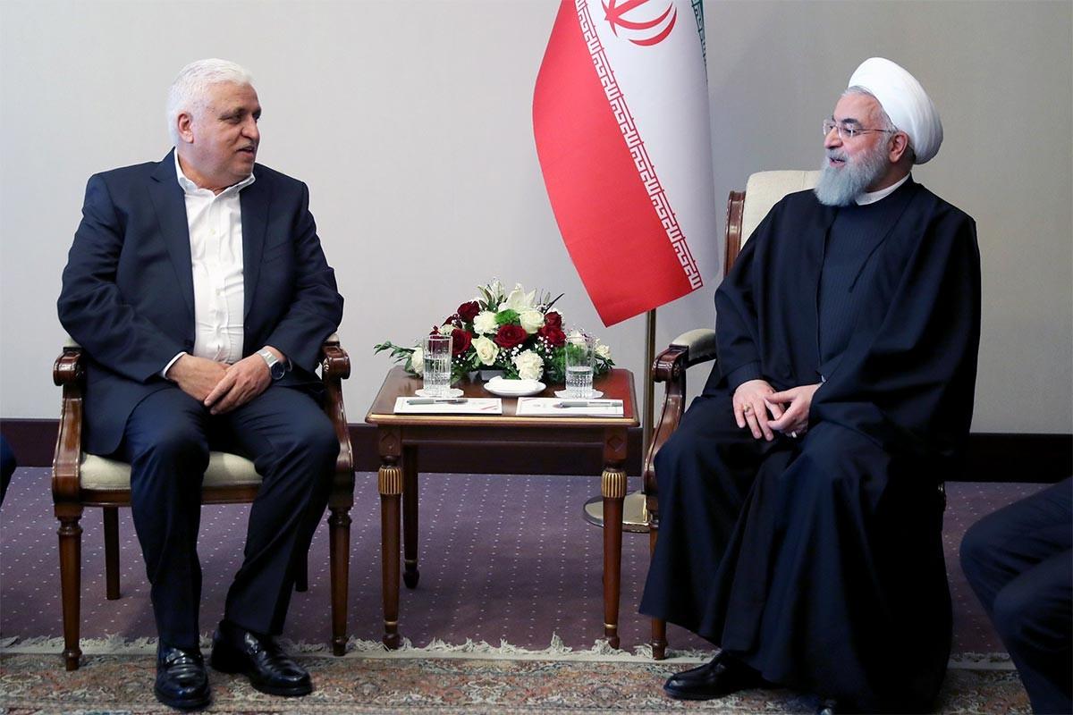 İran Cumhurbaşkanı Ruhani'den Irak'a önemli ziyaret