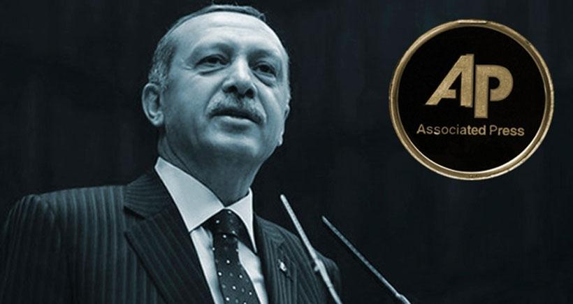 AP: 'Yüce' Lider Erdoğan'ı eleştirirseniz hapse girebilirsiniz