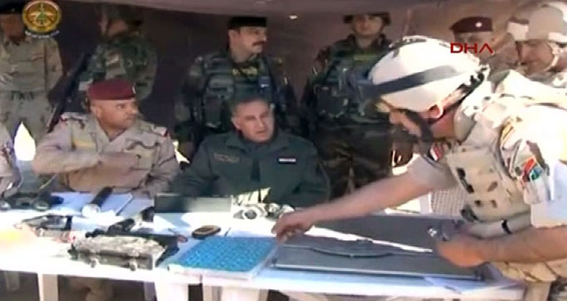 Irak ordusu, IŞİD'e karşı ilerliyor