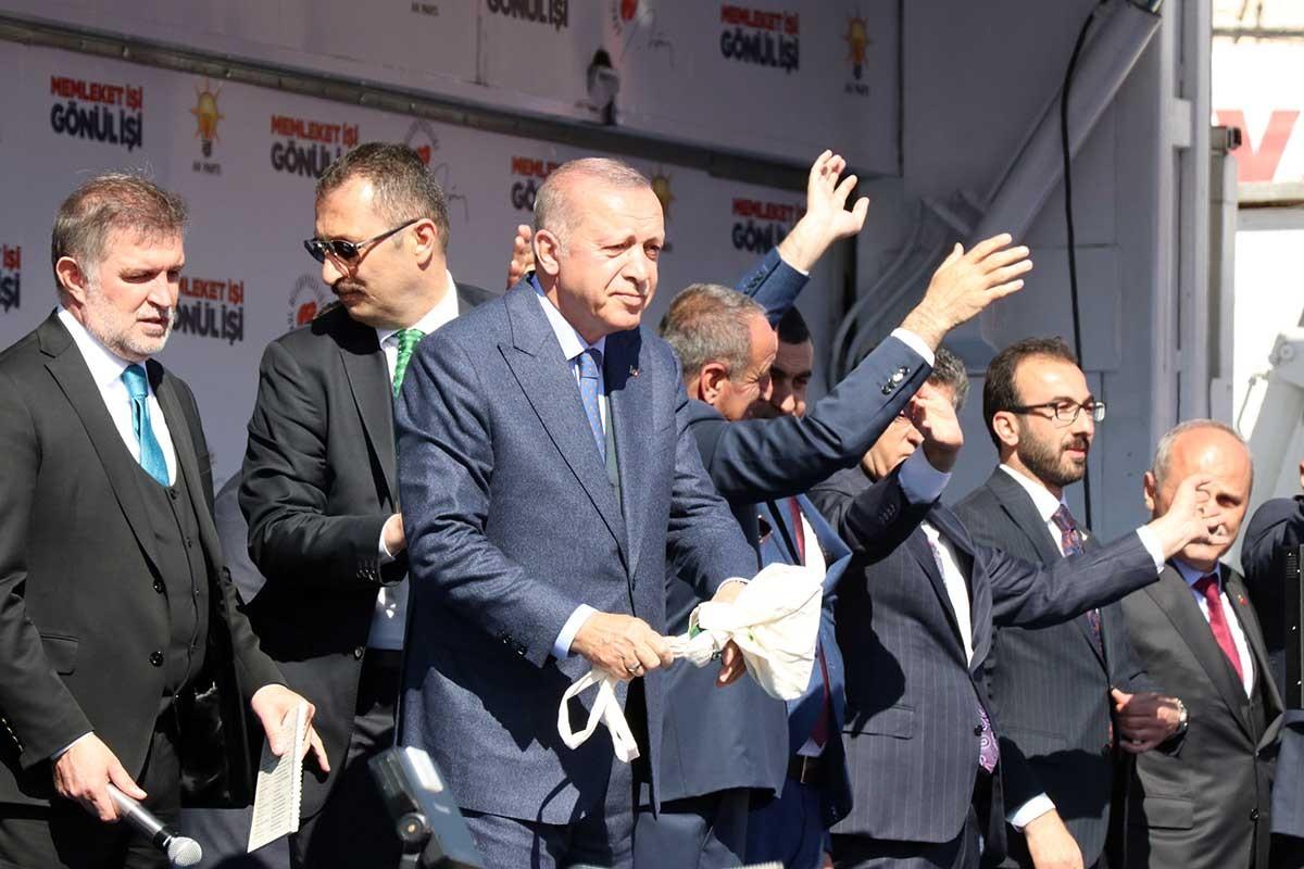 Erdoğan'ın Şırnak'a 'Geçen yıl verdik' dediği doğal gaz bu yıl geliyor