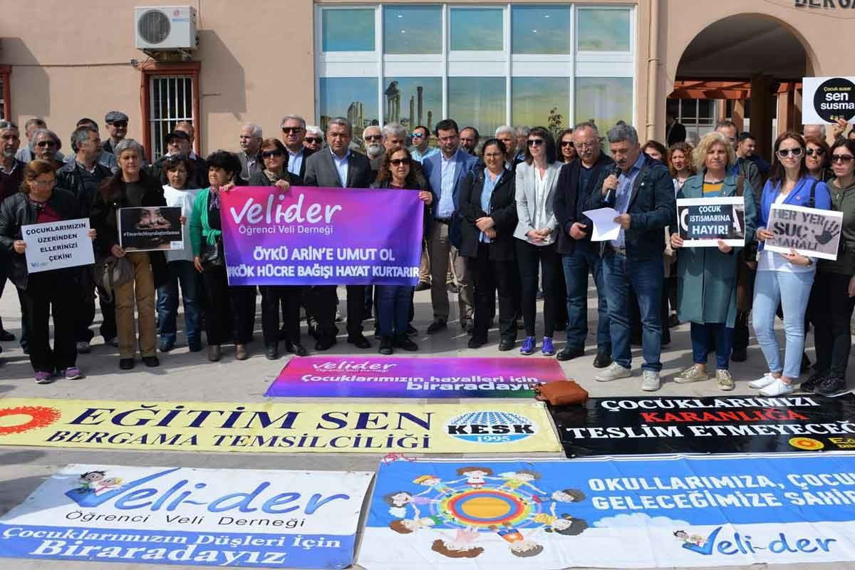 Dikili'de yurtta 7 çocuğa cinsel istismar davası 17 Nisan'a ertelendi