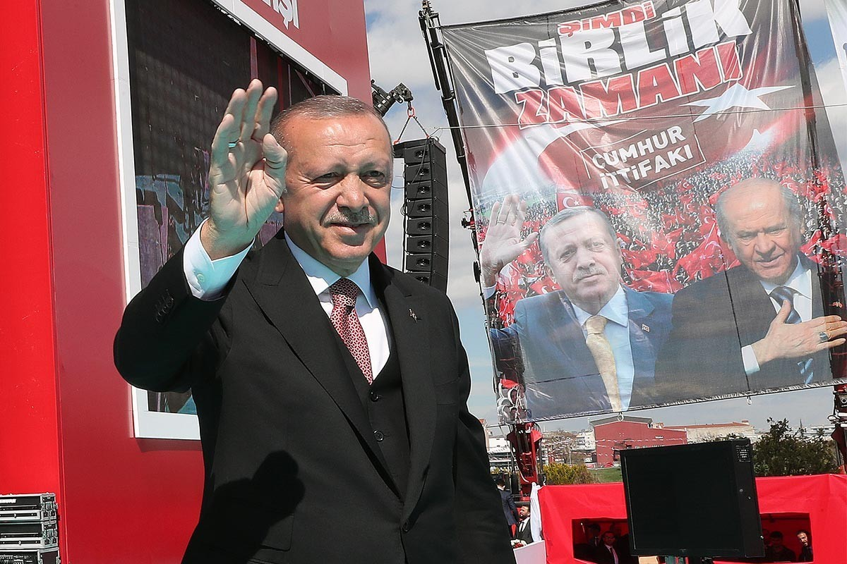 Final words before the local elections in Turkey: What comes after April first is more important | Evrensel Daily - Evrensel.net