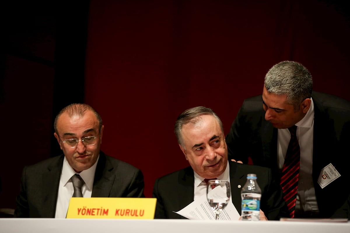 Galatasaray yönetiminin ikinci dönemi idari yönden ibra edilmedi