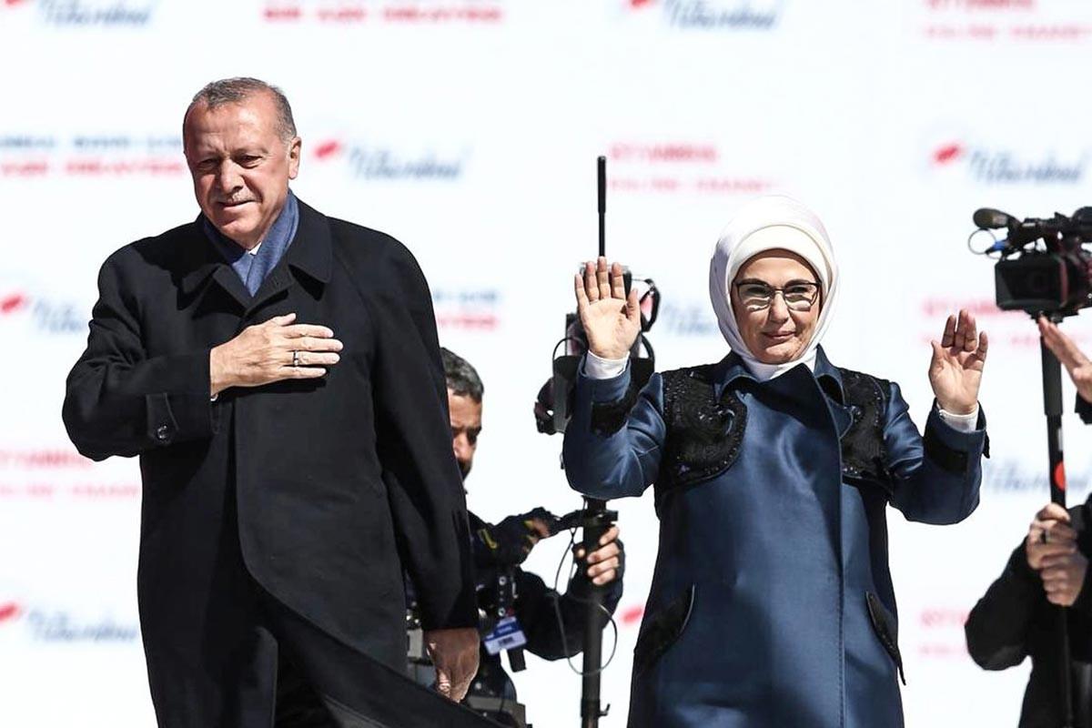 Cumhur İttifakı Yenikapı mitinginde İstanbul 'siper' ilan edildi