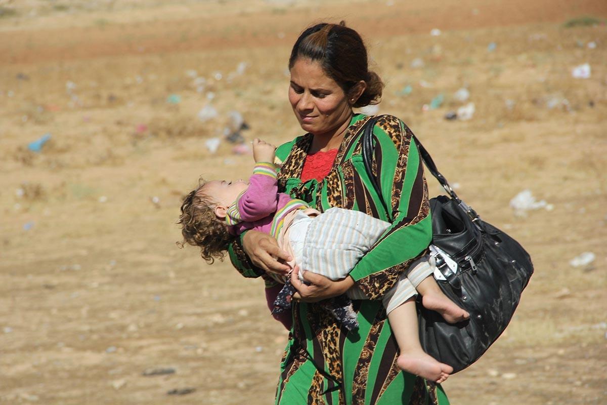 Mülteci kadınlar anlatıyor: Evde koca baskısı, sokakta ırkçılık