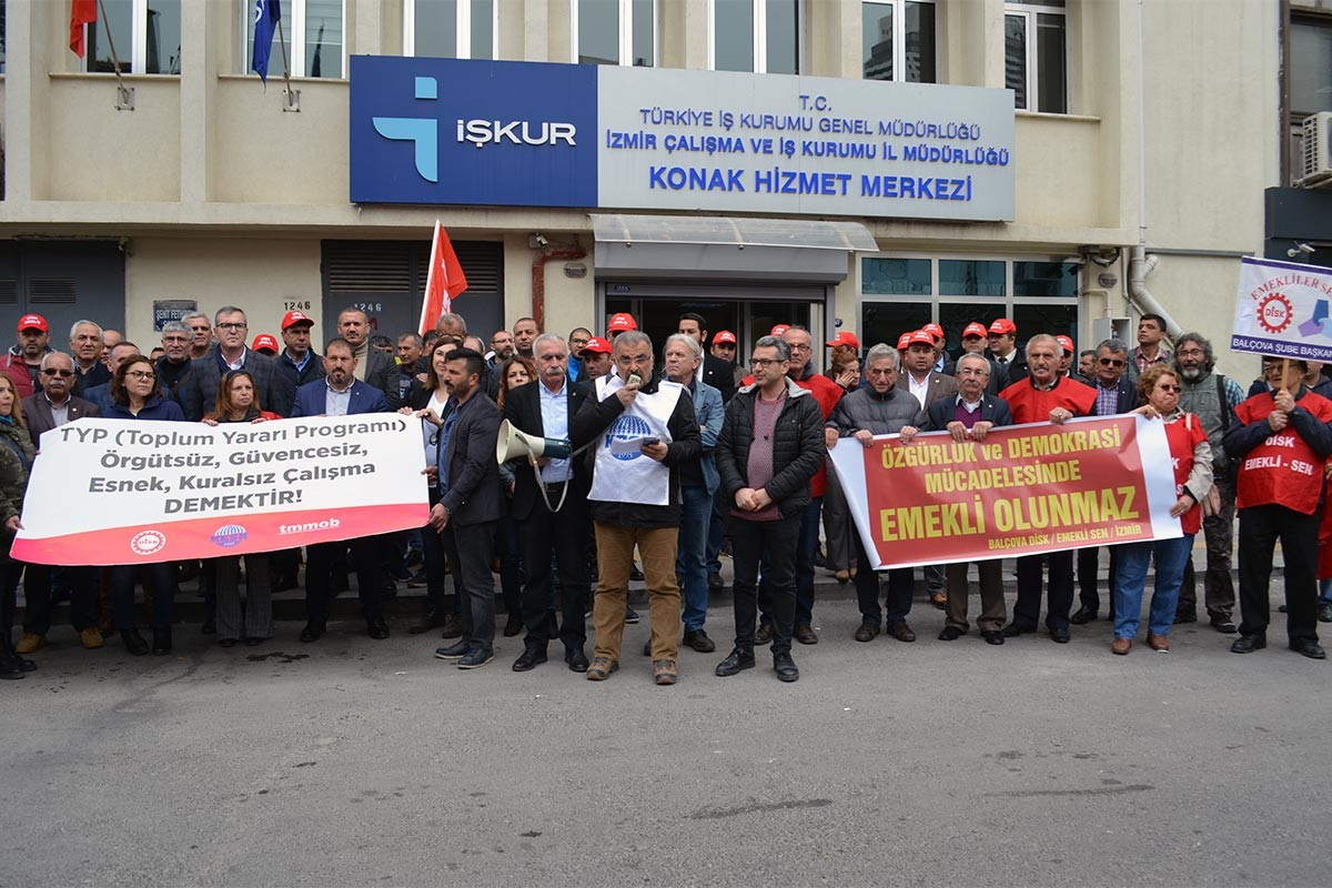 Milli Eğitim Bakanı Ziya Selçuk: 80 bin TYP'li işçinin işine son verildi