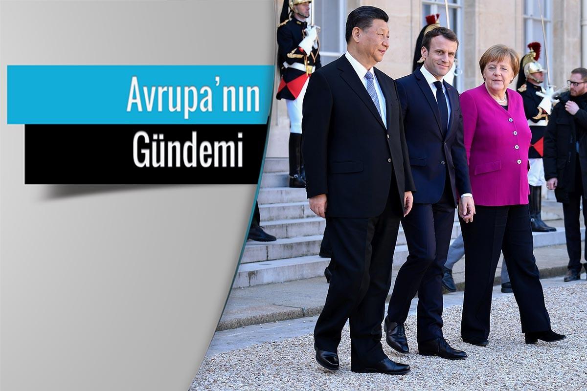 AB-Çin zirvesi: Yeni emperyalist düzenin utangaç adımları