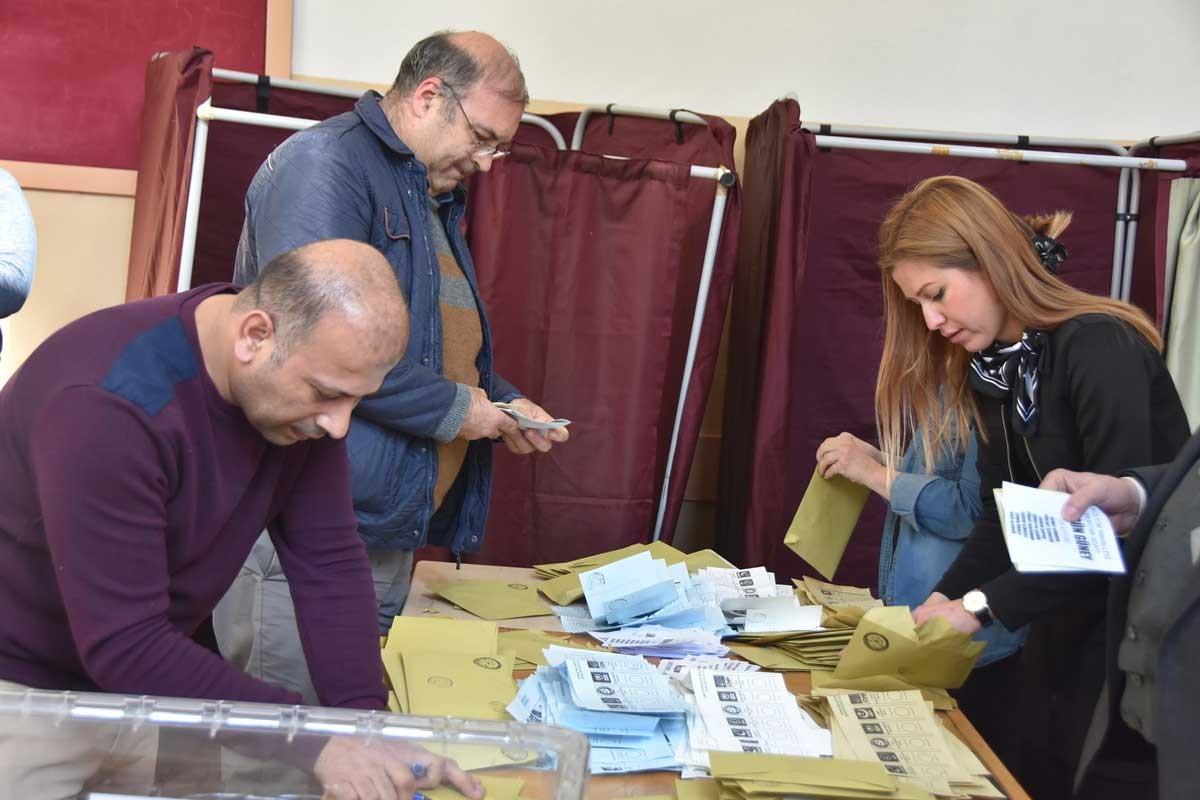 İHD, yerel seçimle ilgili geçici gözlem raporunu açıkladı