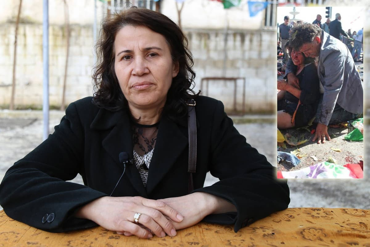10 Ekim'de kızını kaybeden Hatice Çevik, Suruç belediye başkanı oldu