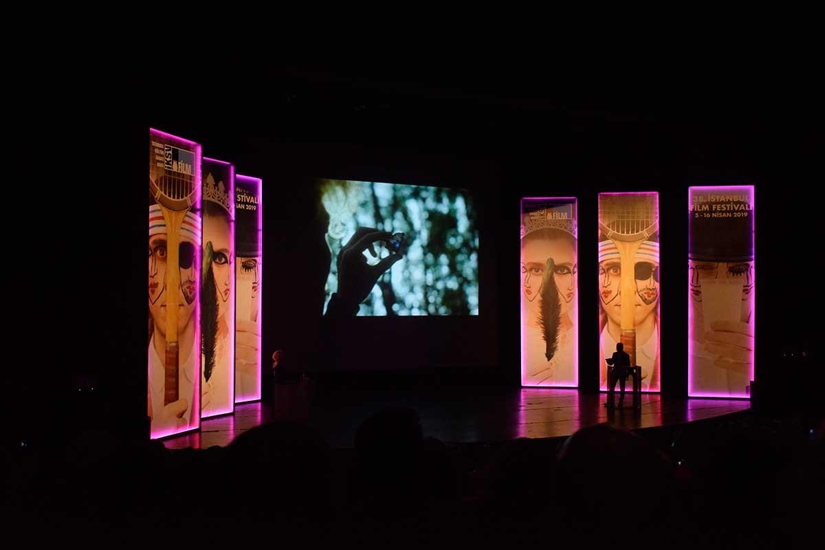 İstanbul Film Festivali'nin galası yapıldı