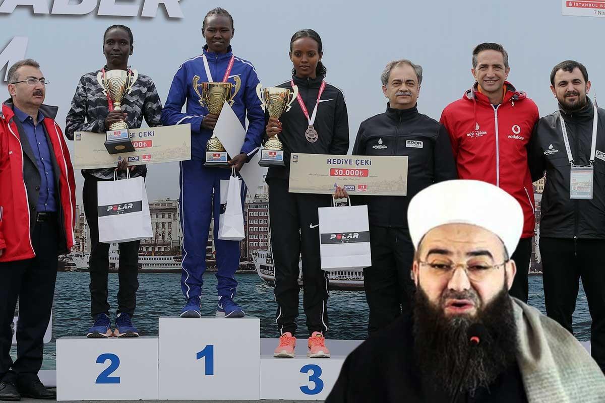 İBB'nin 1,8 milyon liralık maraton ihalesi Cübbeli'nin damadına gitti