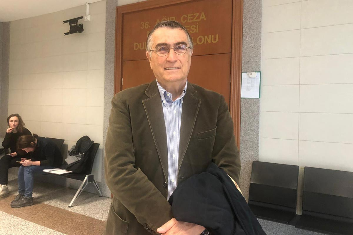 Savcı, Hasan Cemal için 5 yıla kadar hapis istedi