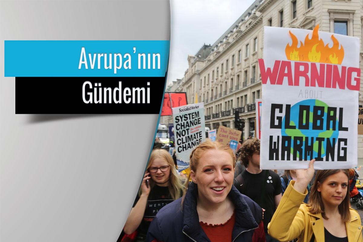 Avrupa gençliğinin iklim isyanı değişime zorlayabilir