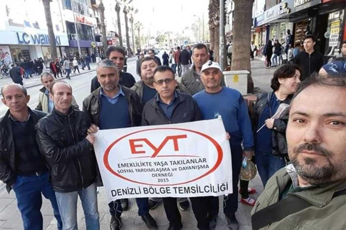 EYT'liler: Gasbedilen haklarımızı geri almak için 1 Mayıs'tayız