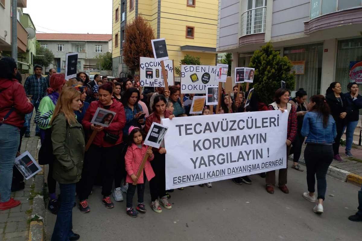 Tuzla'daki istismar davası ertelendi, sanık tutuksuz yargılanıyor