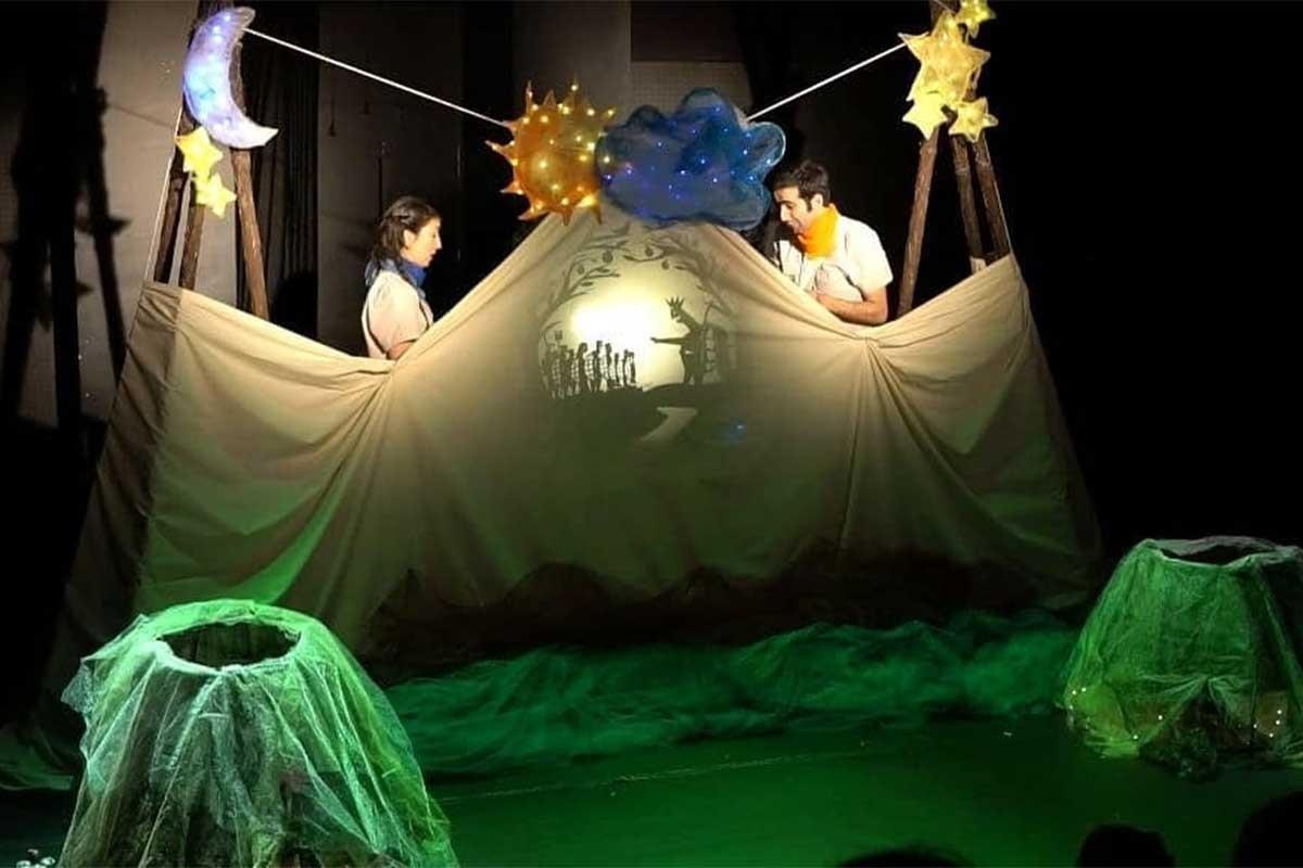 Ginko Tiyatro'dan çocuklara bir tutam soru: 'Canavar mı? Yok mu?'