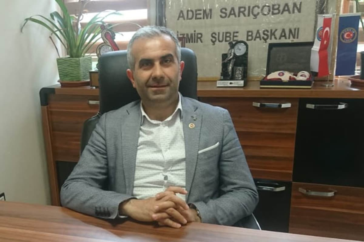 Trade Unionist Sarıçoban: The sense that we can bring about change is getting even stronger