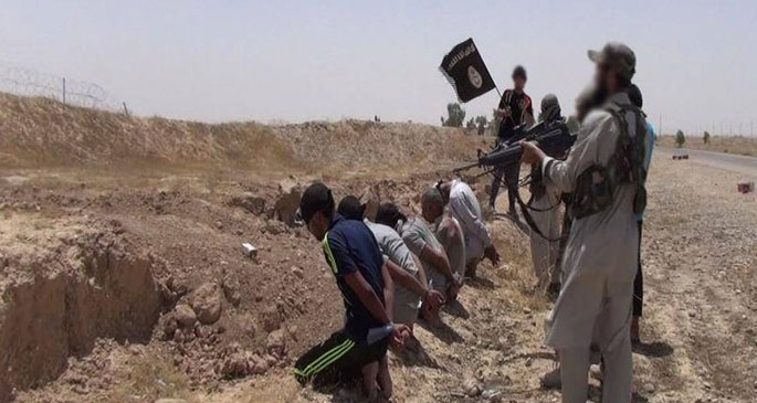 IŞİD 11 kişiyi daha idam etti